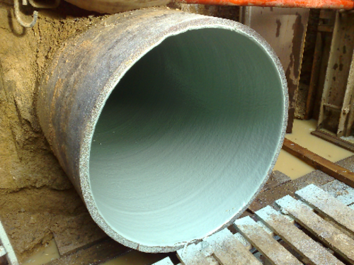 Lined Pipe